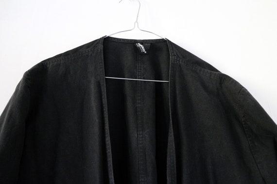 VUOKKO (marimekko) vintage oversize cotton jacket - image 3