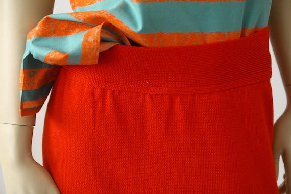 Marimekko knit! Vintage maxi skirt - image 4