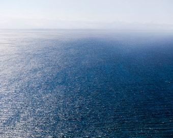 Pacific Ocean, California, America. Fine Art Photography. Framed Photo. Large Photo Prints. Landscape Prints. Home Decor, Wall Art.