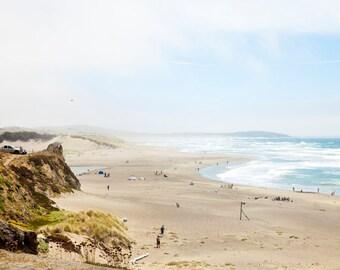 Ocean Beach Route One, California, America. Fine Art Photography. Framed Photo. Large Photo Prints. Landscape Prints. Home Decor, Wall Art.