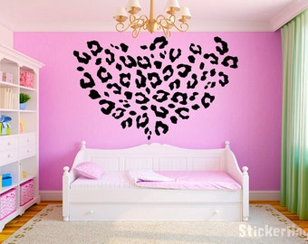 Leopard room decor | Etsy