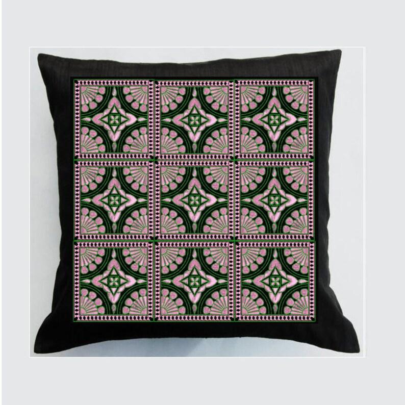 4x4 Size Home Decor Machine Embroidery Designs Decorative Etsy
