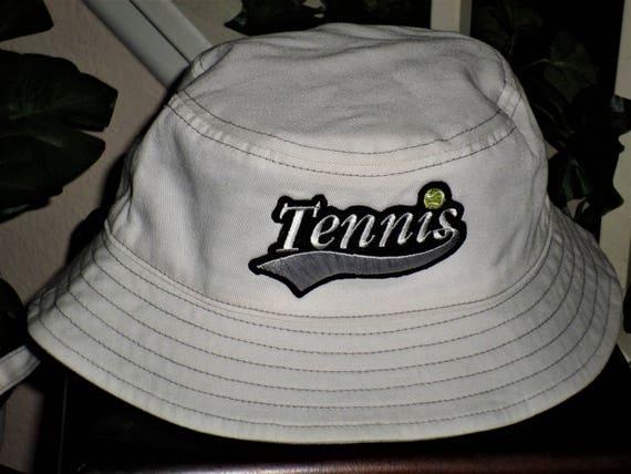 Baby Bucket Hat Tennis Bucket Hat For Baby Boy Or Baby Girl  fa977c86123d