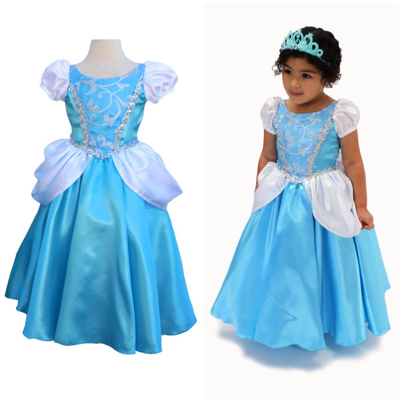 Disney Princess Cinderella inspired dress image 0
