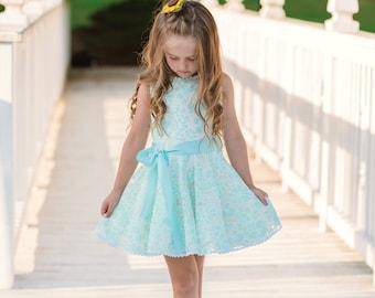 Dreaming Kids  Lace Dress