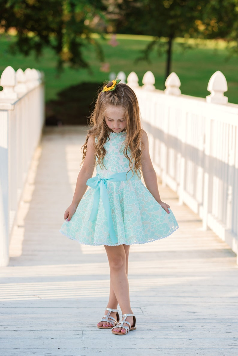 Dreaming Kids  Lace Dress image 0