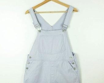 3a00d8eb00 ON SALE Pale Lavender Cotton bib Overalls Bib Shorts Shortalls