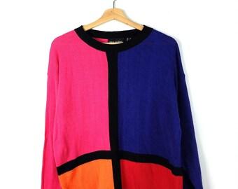 9e4955f73 Colorful jumper