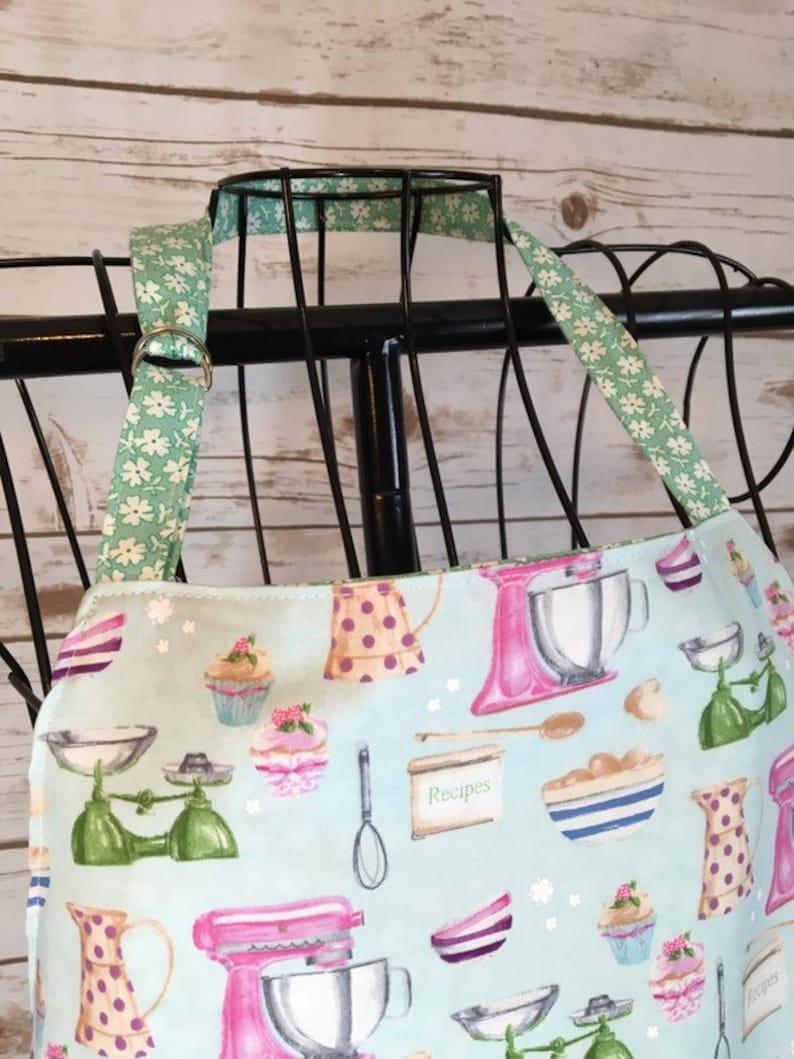 Love to bake apron gift set