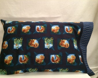 The Good Dinosaur pillow case
