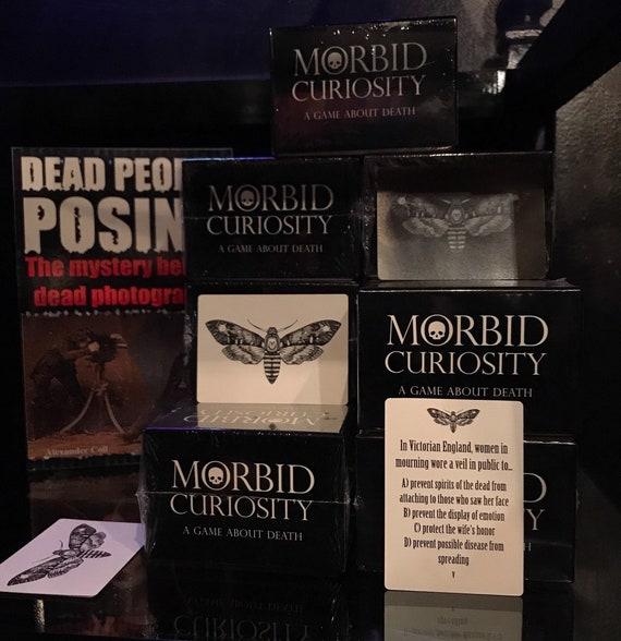 Morbid Curiosity A Game About Death