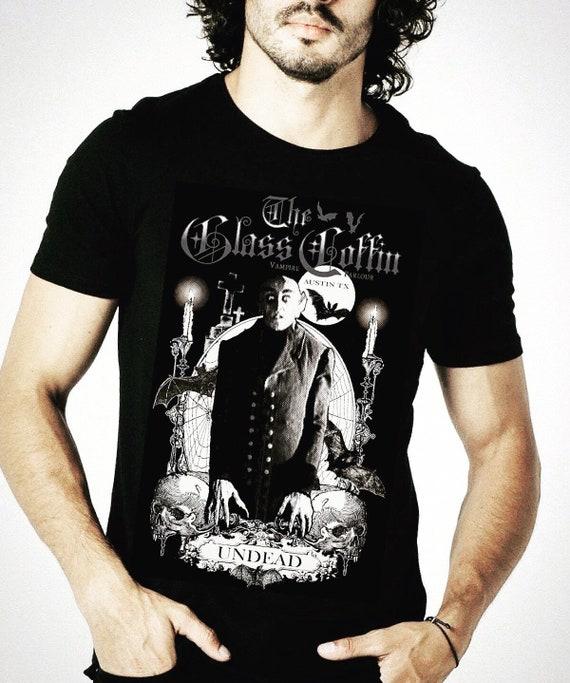 The Glass Coffin Undead Nosferatu Tee