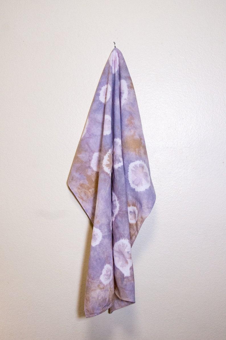 The Clara Bandana l 27\u201d x 27\u201d l Hand Earthy Mountain Palette l 100/% Cotton