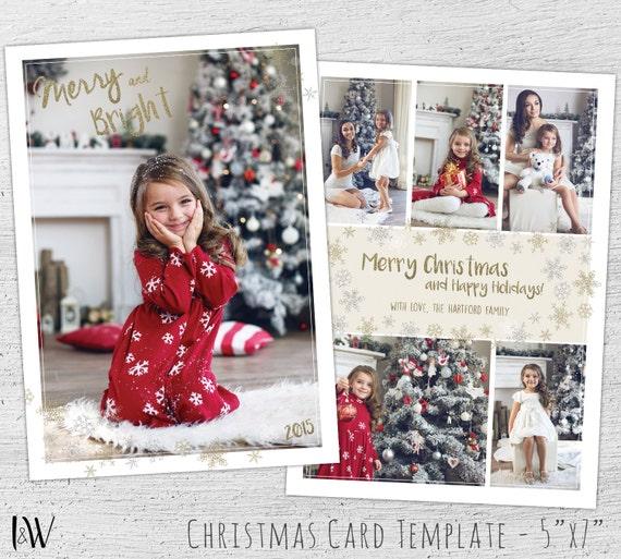 Photo Christmas Cards Holiday Photo Postcard Christmas Photo Card