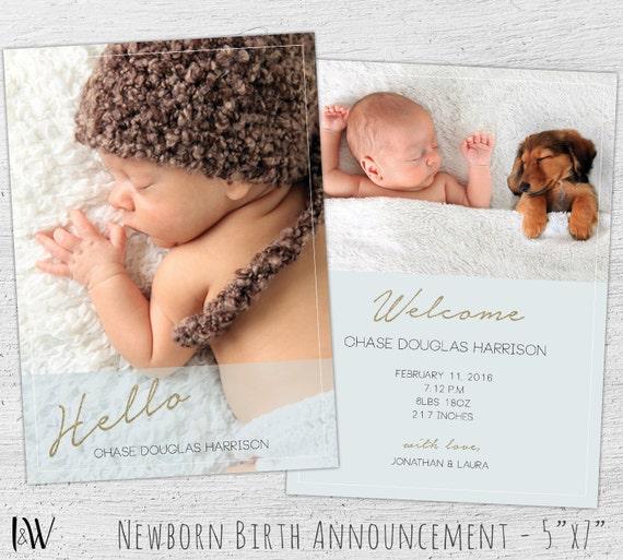 birth announcement template newborn photography templates newborn