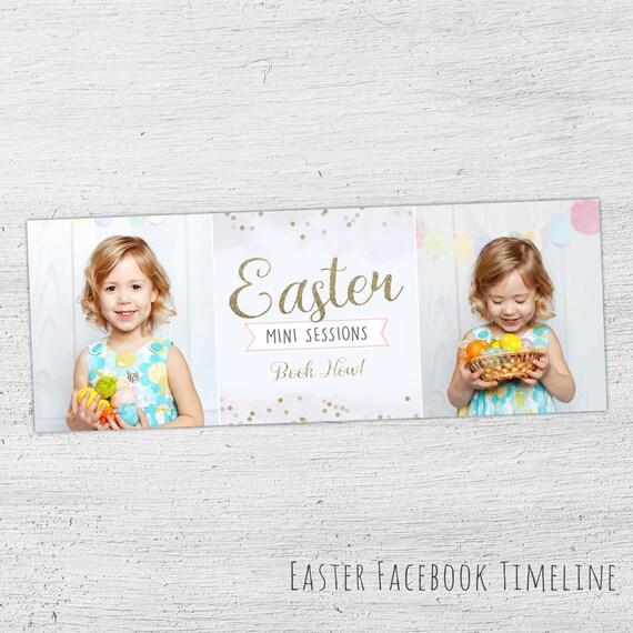 Easter Facebook Timeline Template Facebook Timeline Cover Cover