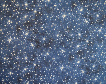 Galaxy Stars by Choice Fabrics,  Quilt or Craft Fabric,  Fabric by the Yard.