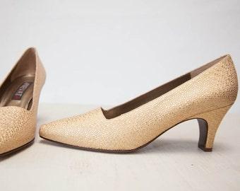 cbeb620a5eb05 Prevata heels | Etsy