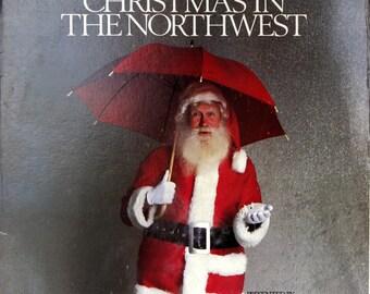 vintage pacific northwest iconic vinyl christmas in the northwest - Christmas In The Northwest