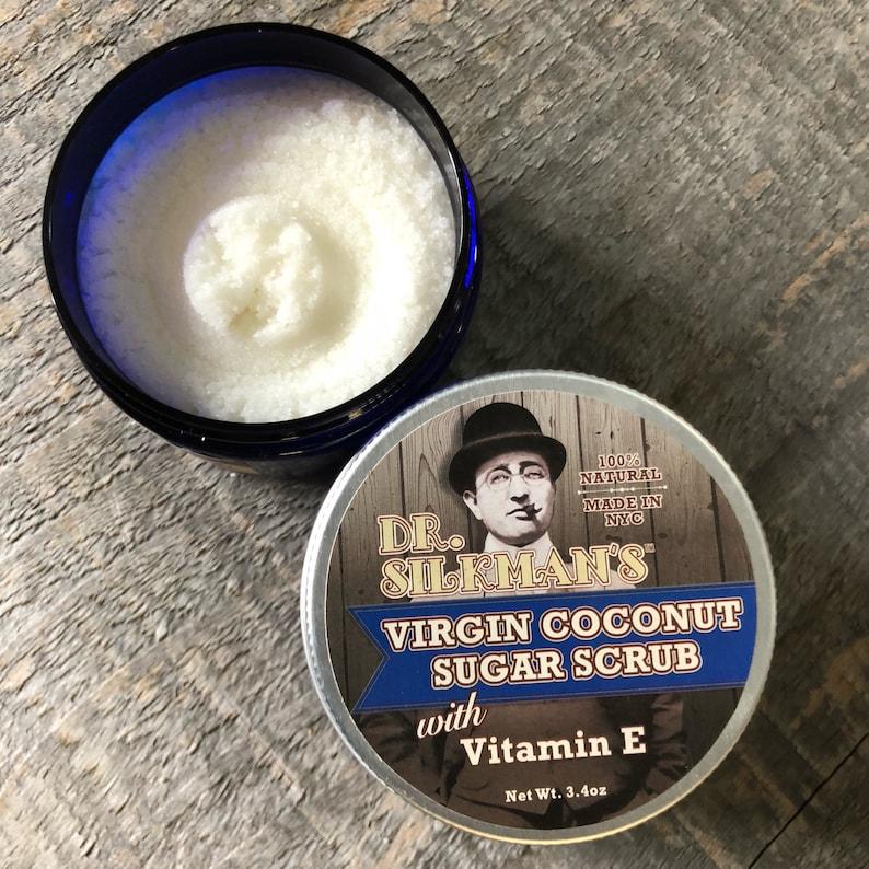 Virgin Coconut Body Scrub image 0