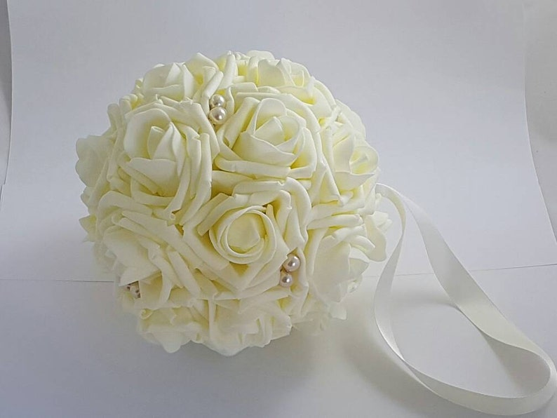 3  7  Wedding Pomander Wedding Flower Balls image 0