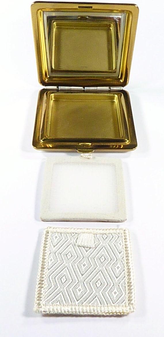 Vintage Compact Mirror - image 4