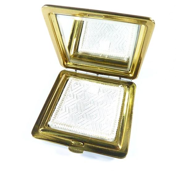 Vintage Compact Mirror - image 3