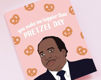 The Office Valentine Card Etsy