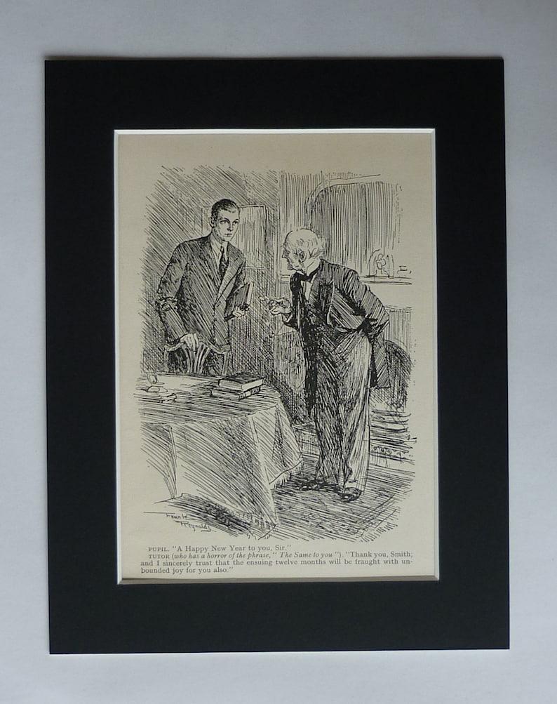 1930s Antique Frank Reynolds Print Available Framed School Etsy