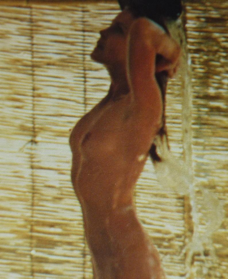 1980s Bo Derek Print Vintage Erotica Vintage Erotic Decor Beautiful Naked Woman Topless Erotic Photograph Nude Woman Mature Art