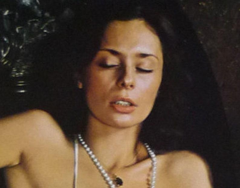 Vintage 1977 Erotic Print Nude Woman Erotica Naked Lady   Etsy