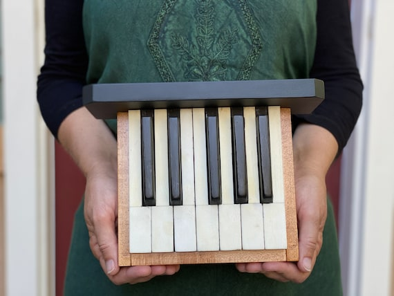 Little Ditty – Hand Crafted, Rescued Piano pieces – From my shop to your wall