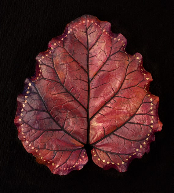 Red River – Small Leaf Casting – Art From the Garden