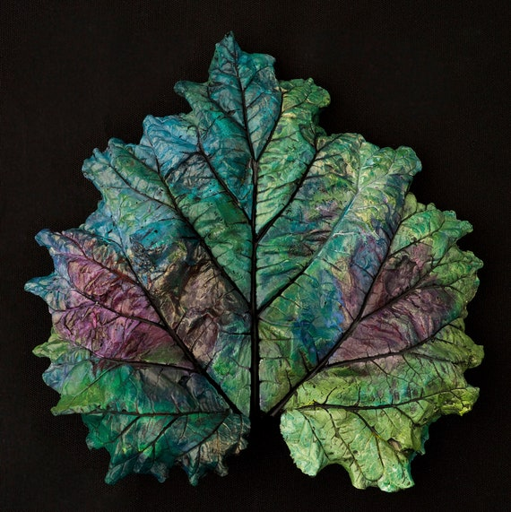 Grape Lover-Small Leaf Casting – Art From the Garden