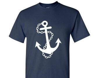 Nautical Anchor T Shirt