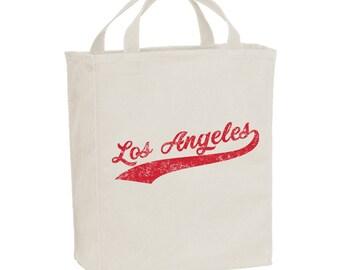 Sport Weitere Ballsportarten Los Angeles Dodgers Mlb Baseball Baumwolle Wein Geschenktüte Neu