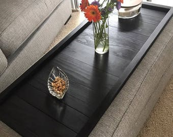 Handmade Wide Ottoman Tray / Table Top / Great Gift