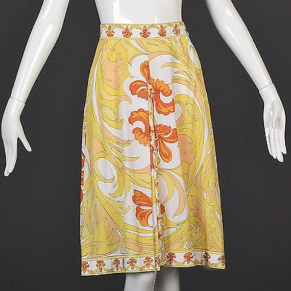 60s Emilio Pucci Cotton Pucci Suit Pucci Print 60… - image 8
