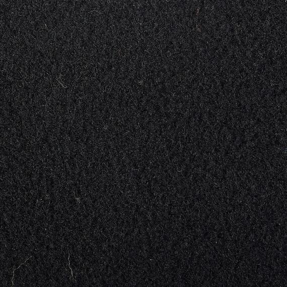 Small 1980s Pauline Trigere Coat Black Wool Winte… - image 10
