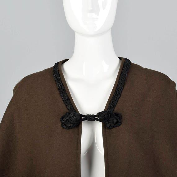 Outerwear Saint Rive Yves Cloak Laurent Long Coat Autumn Wool Cape Glamorous Extraordinary Gauche nf7Fwqqx
