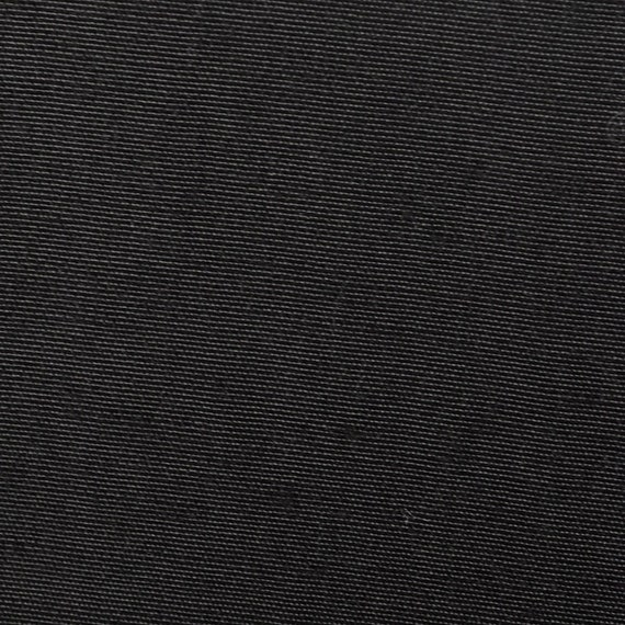 Small 1980s Norma Kamali Black Mermaid Skirt Plea… - image 7