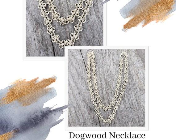 Dogwood Necklace - 40% off!