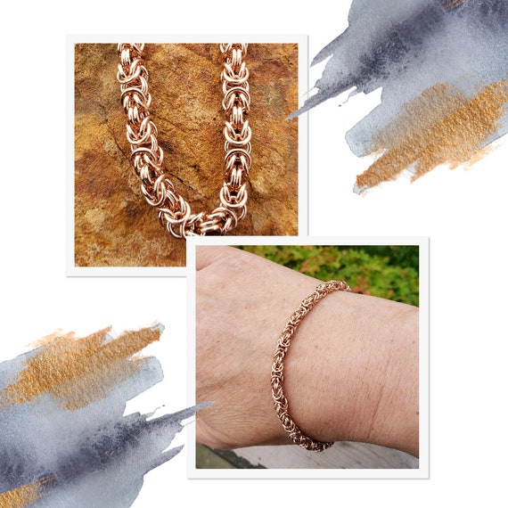 Byzantine Rope Bracelet - 40% off