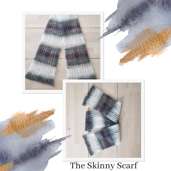 The Skinny Scarf - Now reduced!