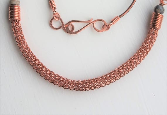 Introduction to Viking Wire Knitting