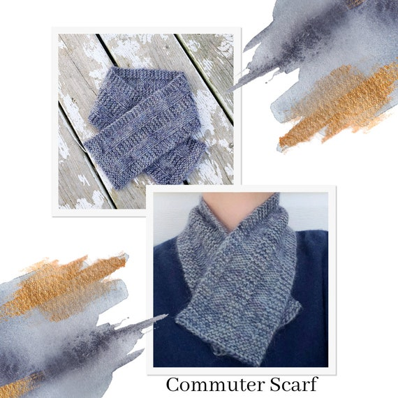 The Commuter Scarf - Now reduced!