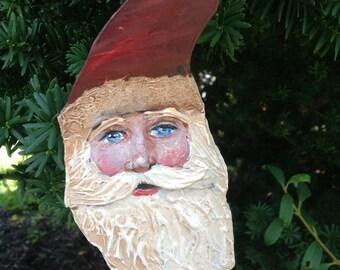 Coventry Santa Christmas Ornament