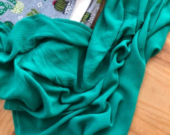 Gender Neutral Green Baby Swaddle