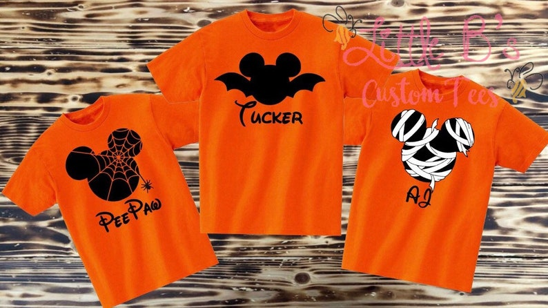 Disney Halloween Shirts Etsy.Disney Halloween Shirts Disney Shirts Halloween Shirts Disney World Disneyland Mickey Mouse Mickey Bat Mickey Mummy Minnie