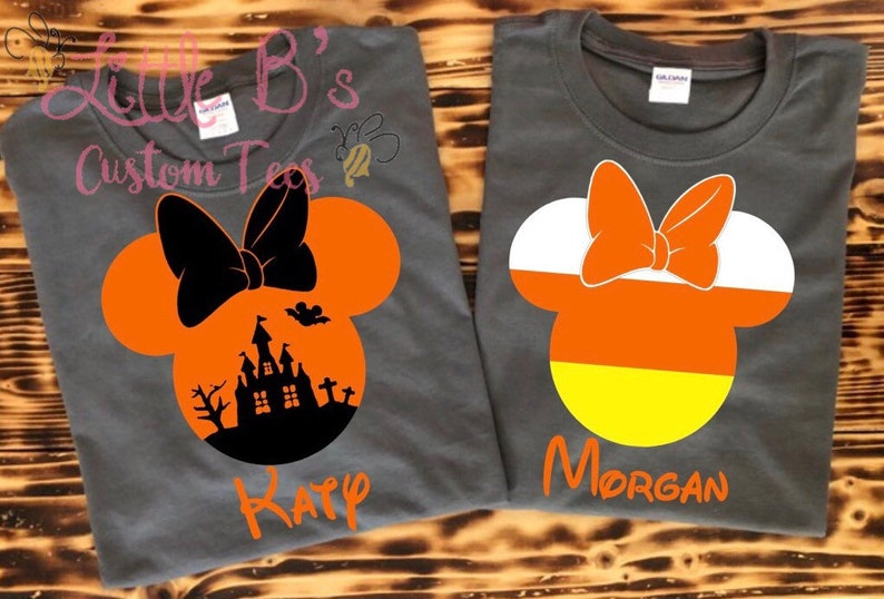 Disney Halloween Shirts Etsy.Disney Halloween Shirts Disney Shirts Halloween Shirts Disney World Disneyland Mickey Mouse Candy Corn Mickey Halloween Mickey